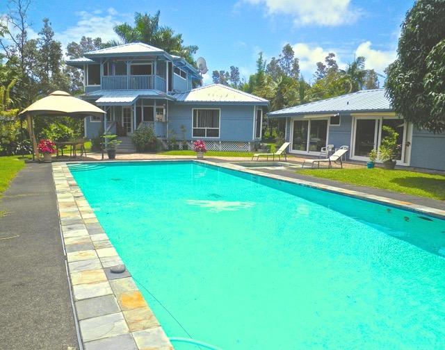 Echange de maisons Hawaii